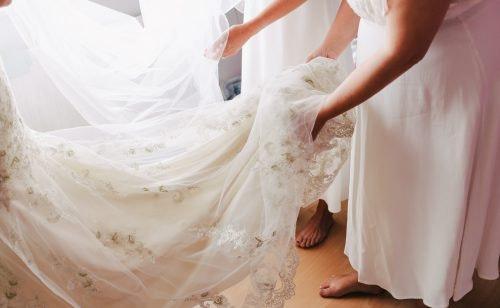 Welches Brautkleid ist am günstigsten?