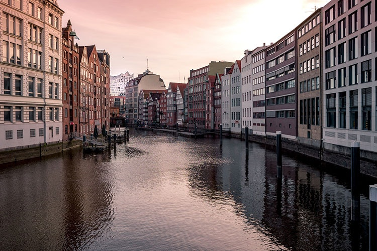 Hamburg - immer eine Reise wert