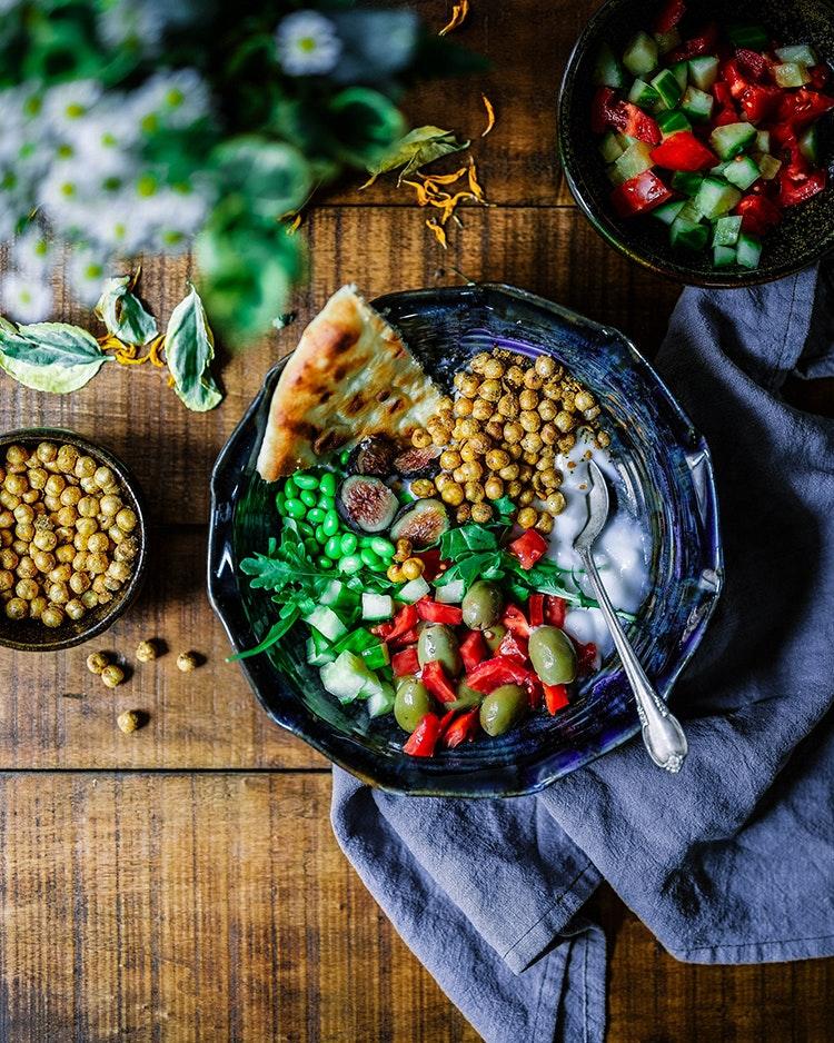 Gesunde Ernährung im Fokus