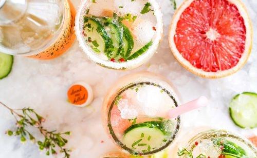 5 Sommerdrinks für heiße Tage