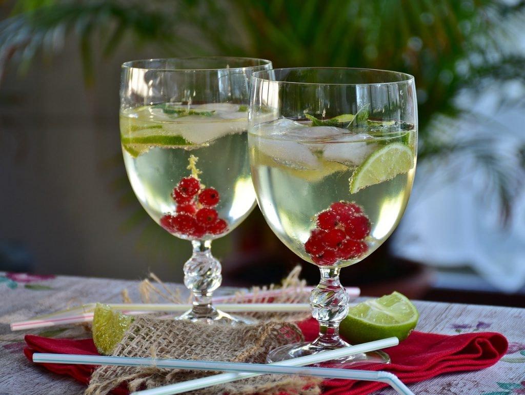 Sommerdrinks zum Abkühlen und Genießen