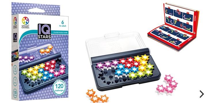 """""""IQ Stars""""-Puzzle: auch für Erwachsene eine gute Idee"""