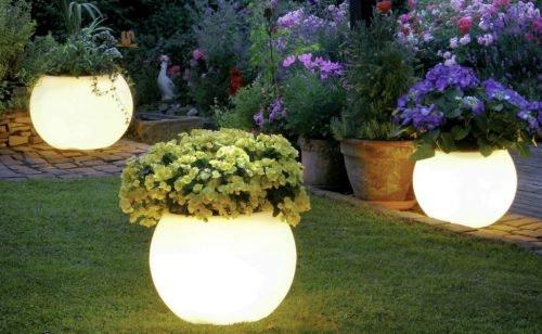 Das große Sommerleuchten: stimmungsvolles Licht im Garten