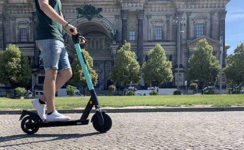E-Scooter mieten in Berlin: Ein Tag, vier Anbieter