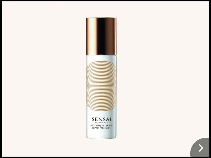 Sommer-Kosmetik der Spitzenklasse: Sensai Silky Bronze Soothing After Sun Lotion