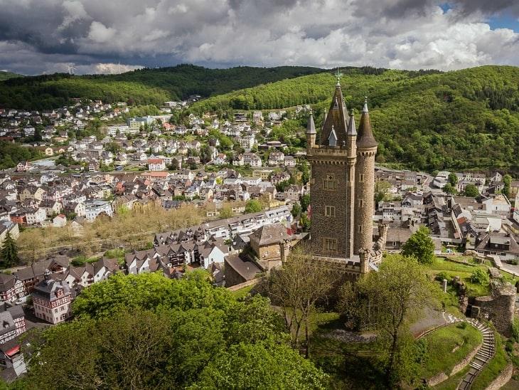 Wandern in Deutschland Dillenburg