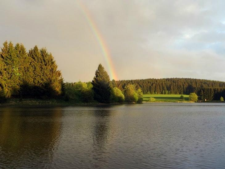 Wandern in Deutschland Oberharzer Wasserregal
