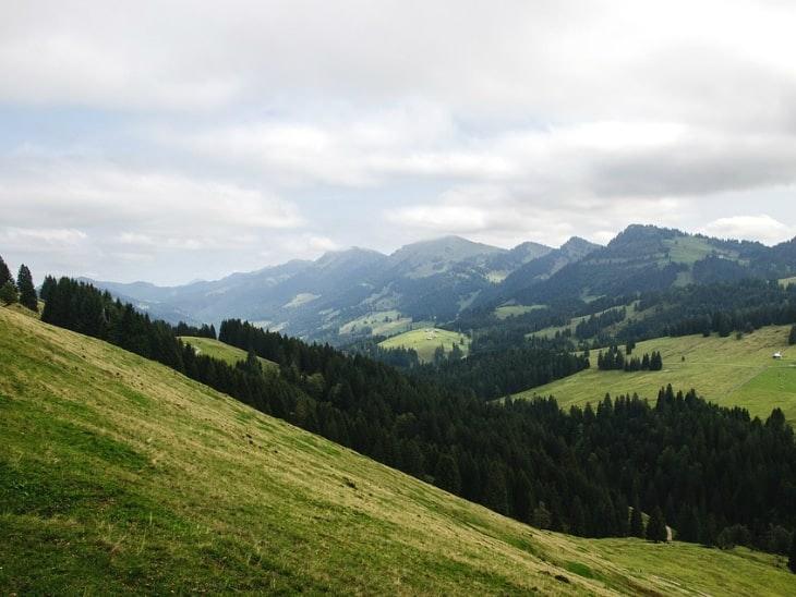 Wandern in Deutschland Maximiliansweg