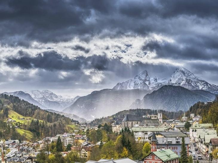 Berchtesgaden Maximiliansweg
