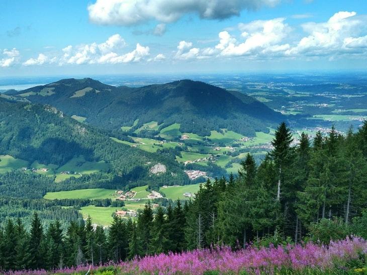 Chiemgauer Alpen bei Ruhpolding