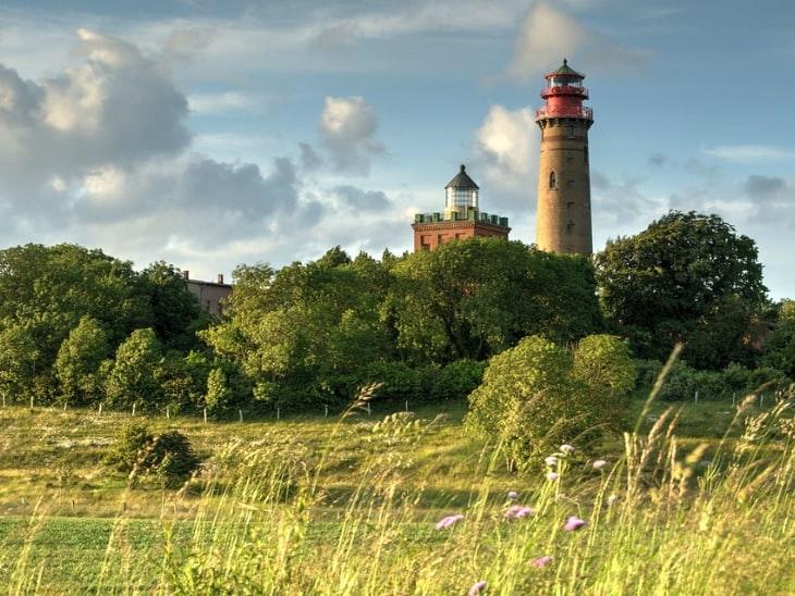 Leuchtturm auf Rügen