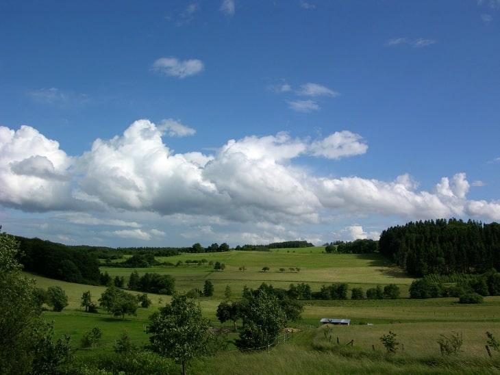 Wandern in Deutschland Westerwald