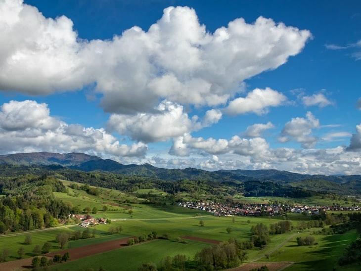 Wandern in Deutschland Schwarzwald