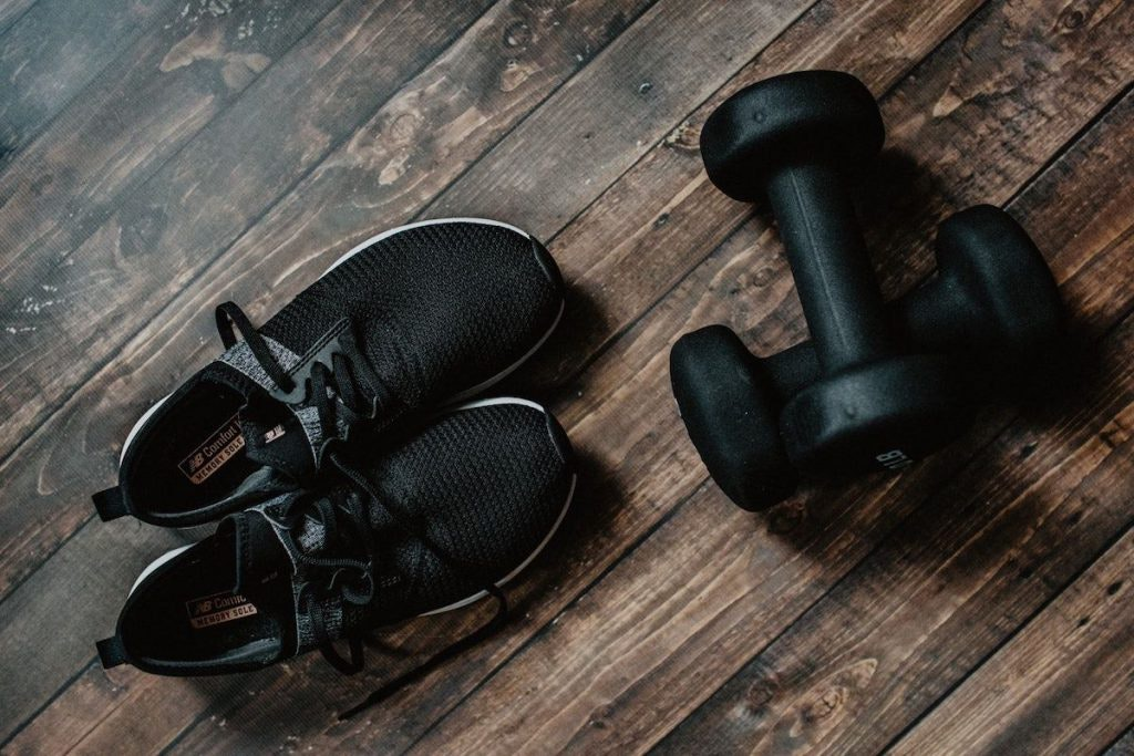 Equipment, zum fit werden