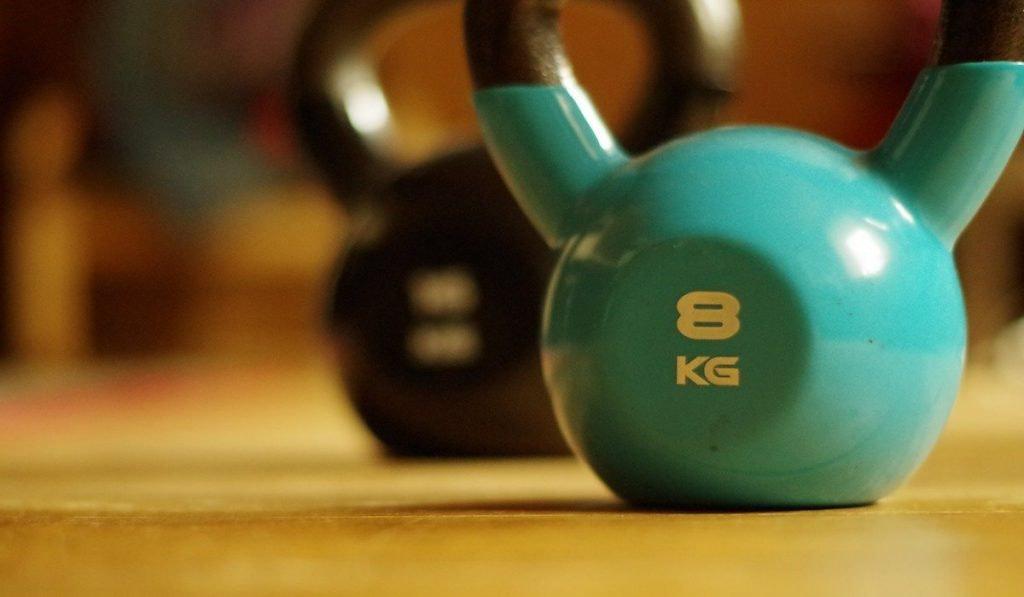 Mit Kettlebells fit werden